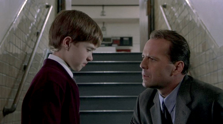 haley joel osment bruce willis sixth sense m night shyamalan