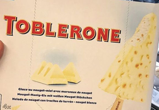 You Can Now Get White Chocolate Ice Cream Toblerone Unilad