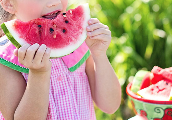 Experts Reveal Best Foods To Keep You Cool During The Summer watermelonPEXELS