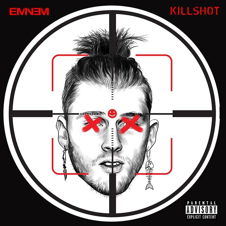 Eminem's Killshot Cover