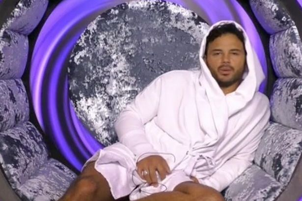 Ryan Thomas  celebrity big brother channel 5