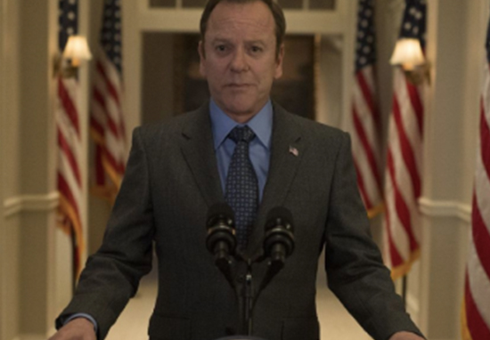Netflix saves Designated Survivor