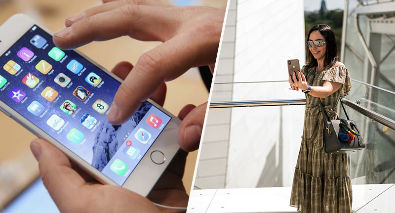 New iPhone 'Too Big for Women To Hold', Say Feminist Campaigners