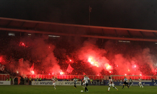 Eternal Derby, Belgrade between Red Star and Partizan