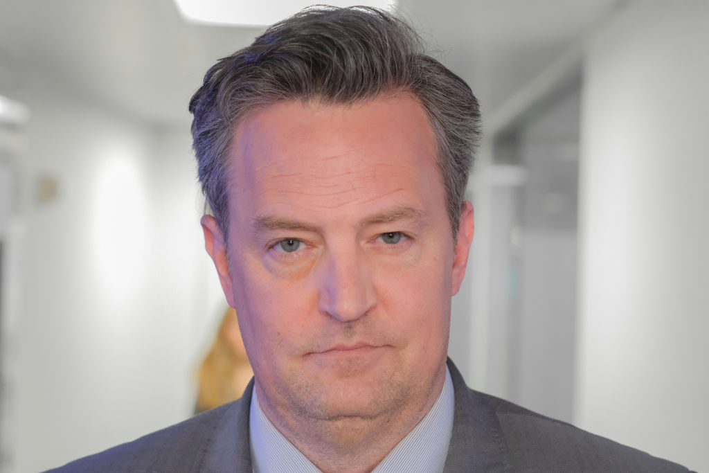 Matthew Perry 2017