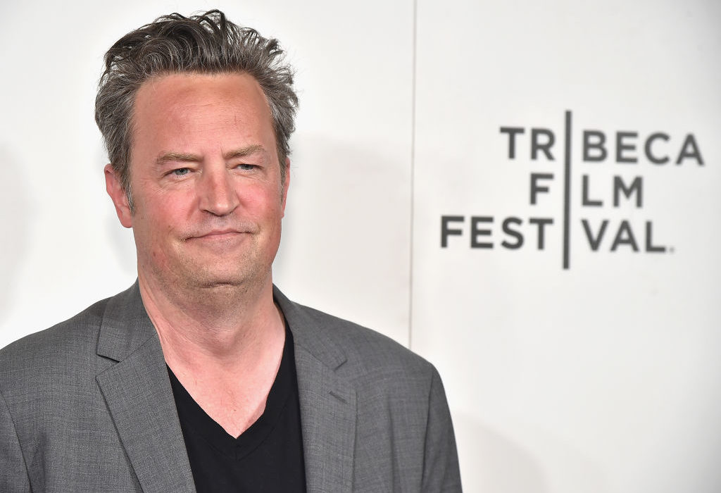 matthew perry tribeca film festival