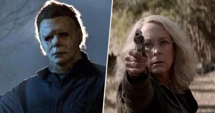New Halloween trailer has dropped.