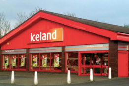 Pizza and Ice Cream for NHS Workers at Iceland
