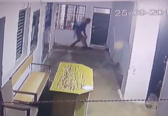 Man Escapes Prison