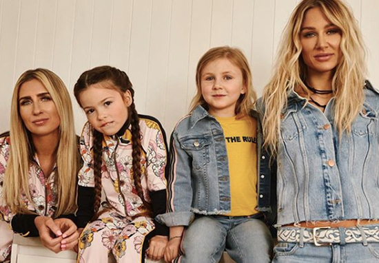 River Island Launches Matching Mum And Daughter Outfits River Island A
