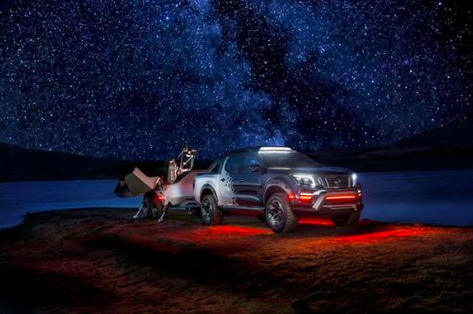 Nissan Navara Night Sky