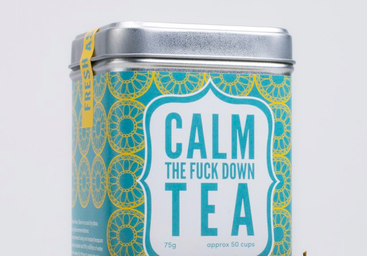 Calm Down Tea