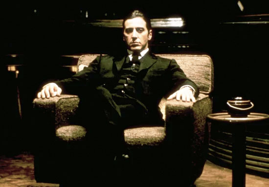 The Godfather Al Pacino