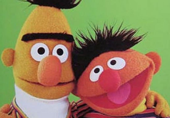 bert and ernie sesame street