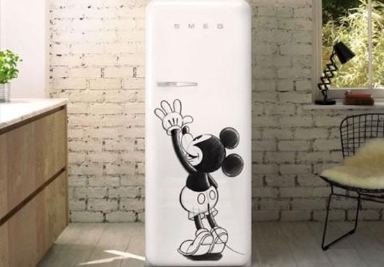 Disney fridge