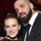 Fans Creeped Out By Drake's Texts To Millie Bobby Brown