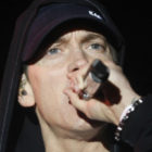 Eminem's Full Rap Verse Siding With Chris Brown Over Rihanna Assault Leaked Online