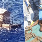 Teenager Miraculously Survived 49 Days Drifting In Sea On 'Fishing Hut'