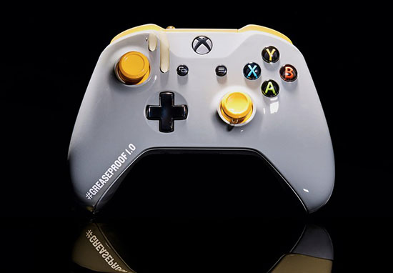 greaseproof xbox controller