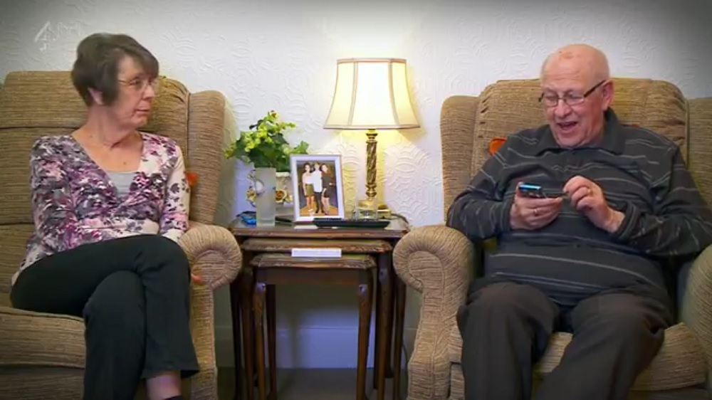 june and leon Gogglebox
