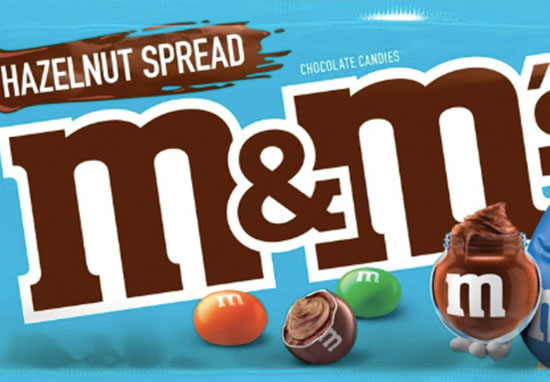 Hazelnut Spread M&Ms
