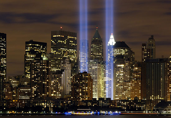 New York Tribute in Lights