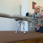 Putin Nails Three Successful 'Kill Shots' Testing New Sniper Rifle