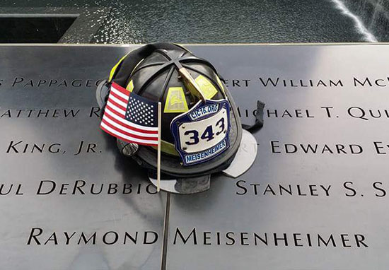 Firefighter killed in 9/11