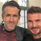 David Beckham Is Flirting With Ryan Reynolds On Instagram