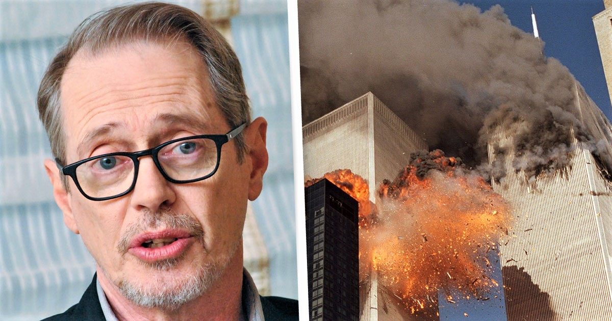 Every 9/11 People Remember This Incredible Steve Buscemi Story