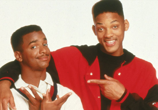 Carlton and Will