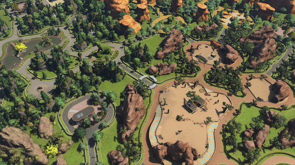 map from zoo tycoon