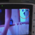 Dad Makes Creepy Discovery While Testing Out New Baby Monitor