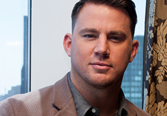 Channing Tatum is dating Jessie J
