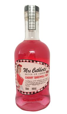 Cherry Bakewell Gin
