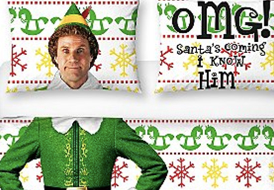 ASDA is selling Elf duvet.
