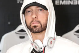 Theory suggests Eminem could be a robot.