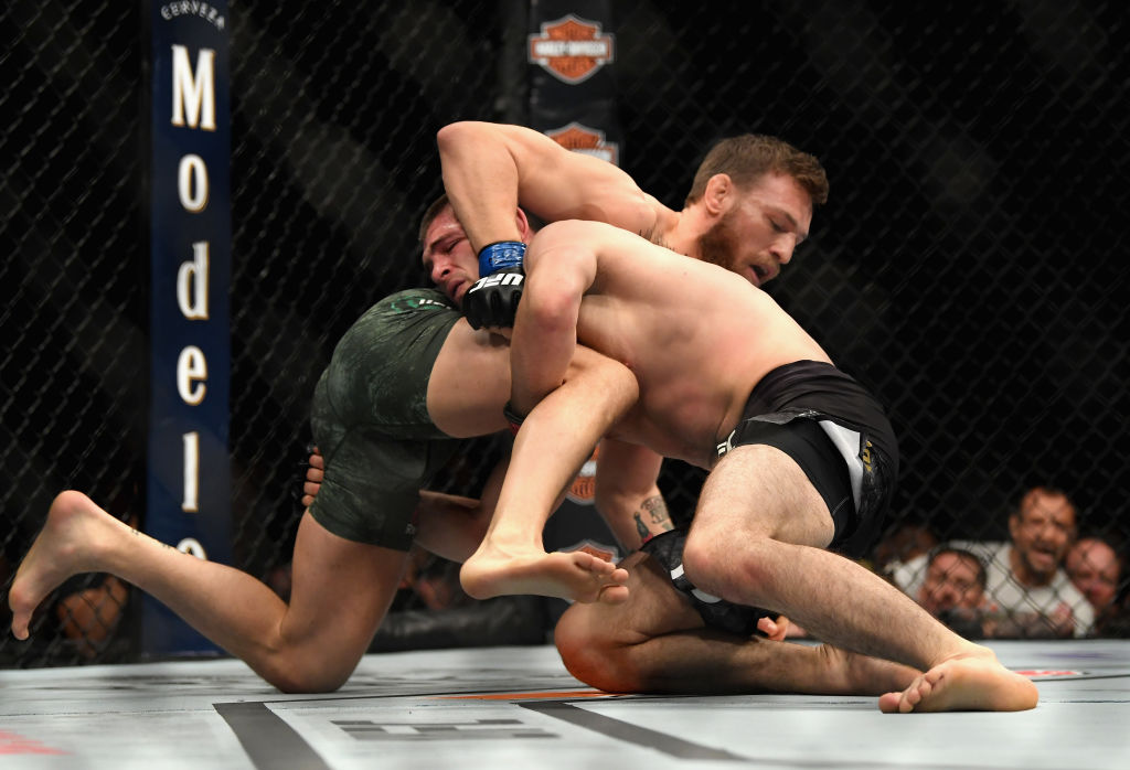 Image result for all the times conor mcgregor cheated