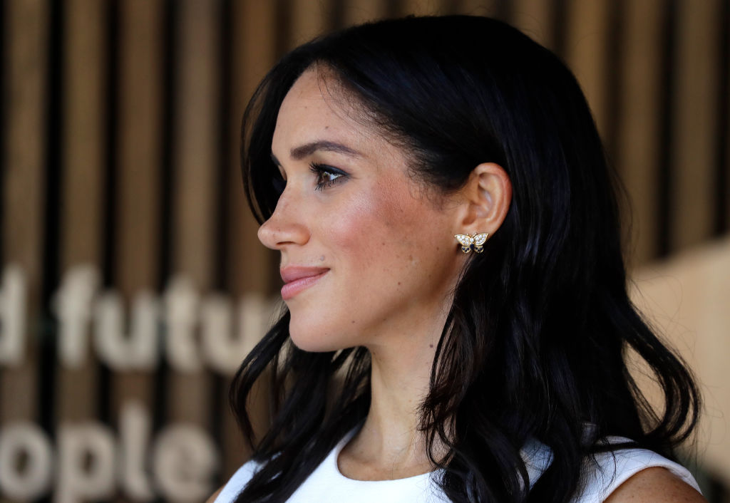 Meghan Markle Butterfly Earrings