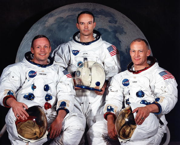 apollo 11 mission astronauts