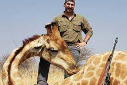 Wildlife officer criticised for hunting trip.