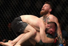McGregor opens up about Khabib fight.