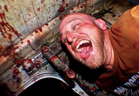 McKamey Manor Haunted House