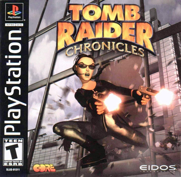 lara croft tomb raider chronicles