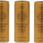 M&S Is Selling Pre-Made Porn Star Martini Cans For £2