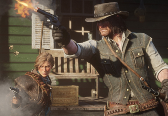 Red Dead Redemption 2 is getting brilliant reviews.