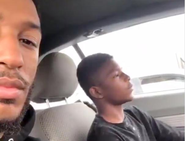 Dad meets son's bully