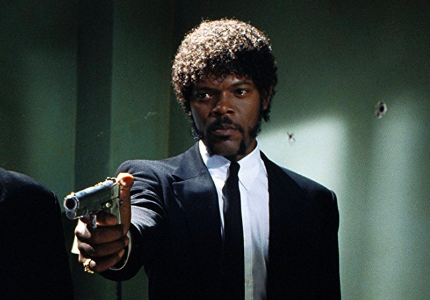 Pulp Fiction Samuel L Jackson