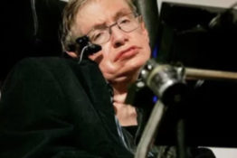 Stephen Hawking predicted a new 'superhuman' race.