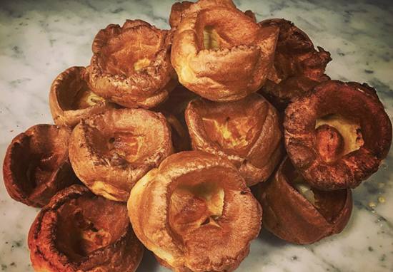 Yorkshire Pudding mountain